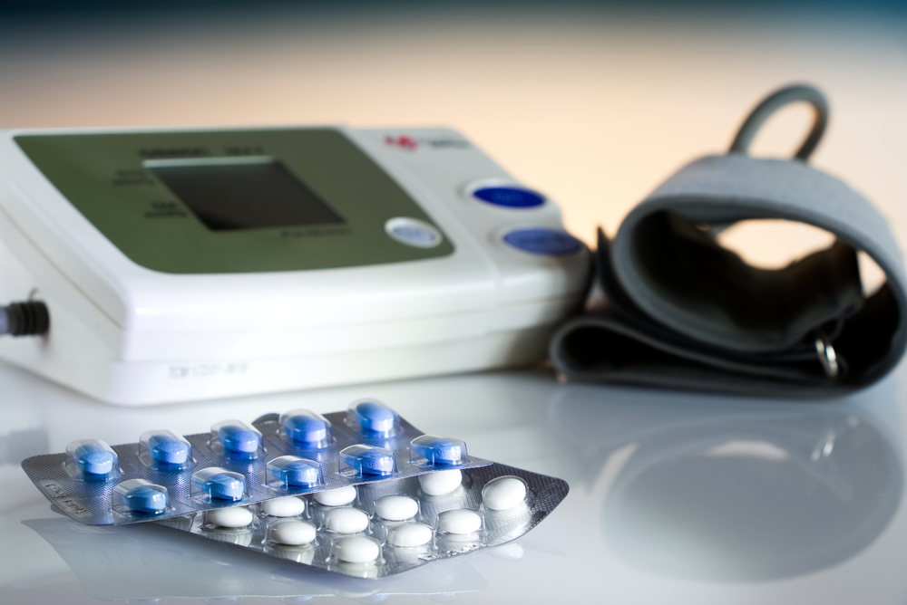 vény nélkül kiadott magas vérnyomás esetén