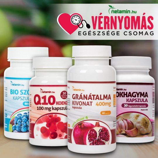 magas vérnyomású vitaminok a szív számára)
