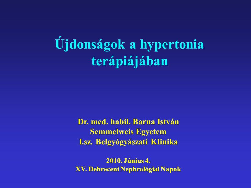 a hipertónia hatékony terápiája)