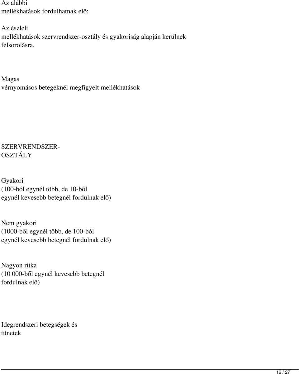 lorista n magas vérnyomásban)