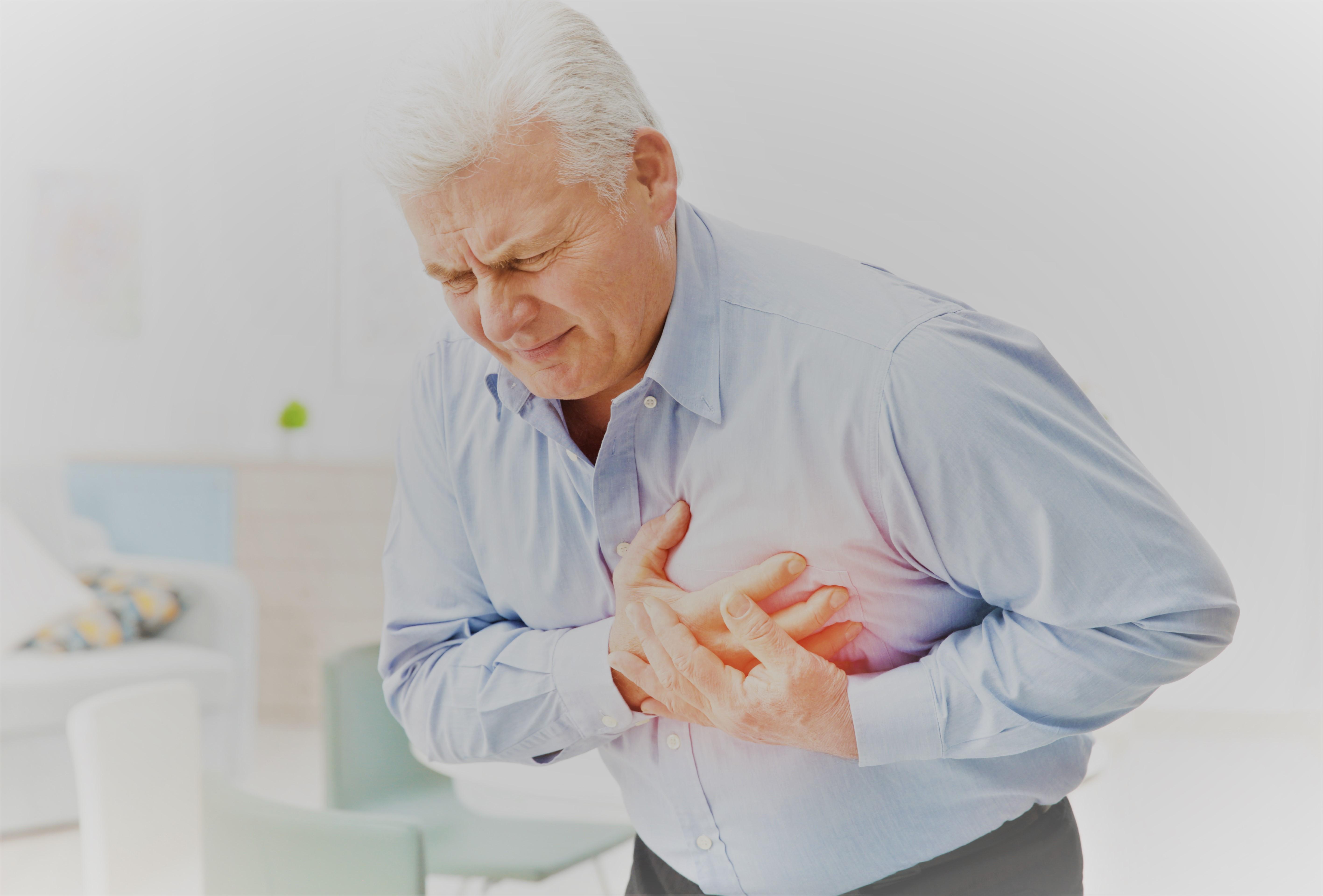 Szorító mellkasi fájdalom - Mikor forduljon orvoshoz?
