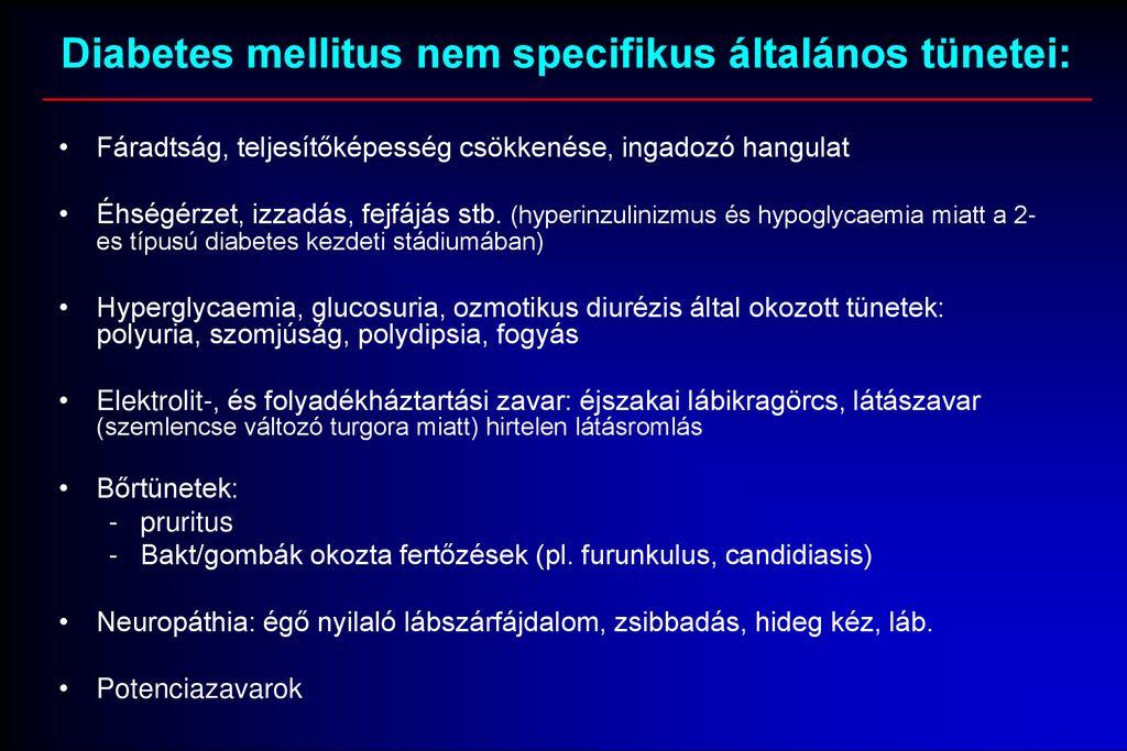 magas vérnyomás és diabetes mellitus fogyatékosság)