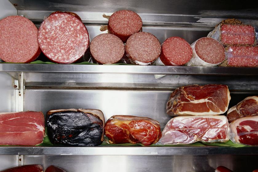 magas vérnyomás a hús elutasítása