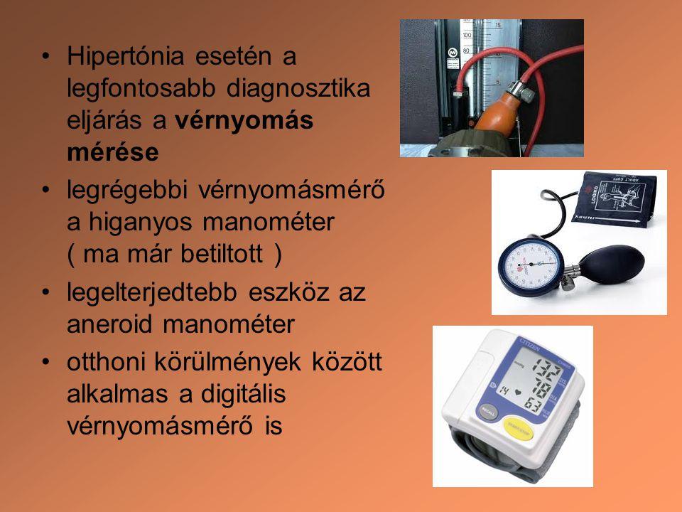 hipertóniát kezelő eszközök gyermekek magas vérnyomásról