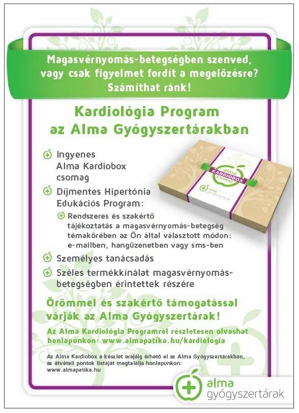 hipertónia a gyógyszertárakban)