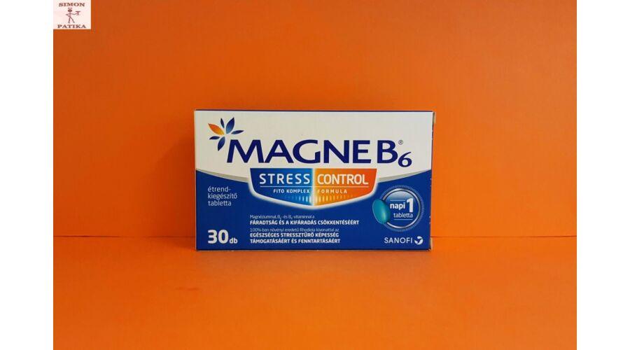 magne-b6 magas vérnyomás esetén