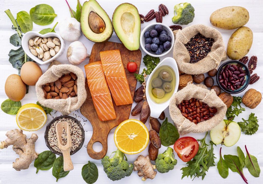 egészséges táplálkozás magas vérnyomás ellen)