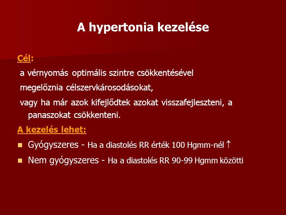 magas vérnyomás monoterápiája mindent a magas vérnyomásról és a cukorbetegségről