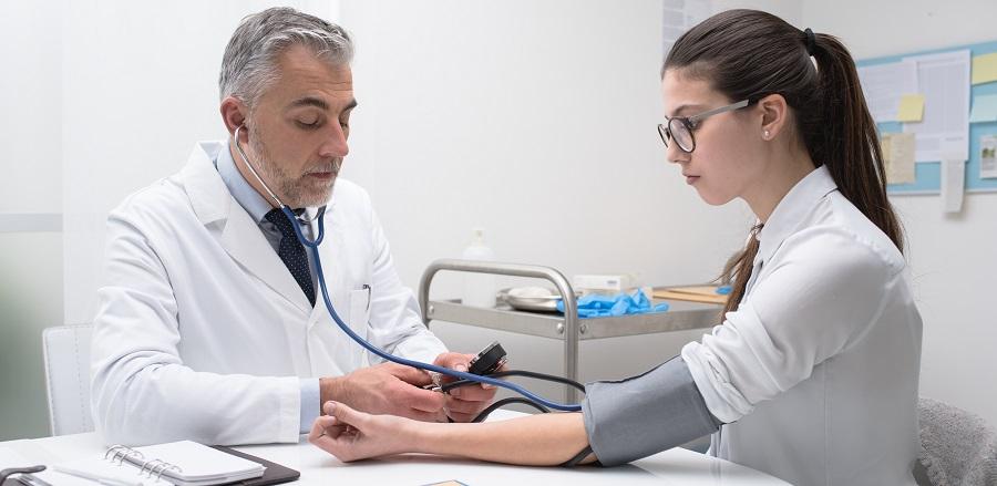 egészségügyi csoport hipertónia