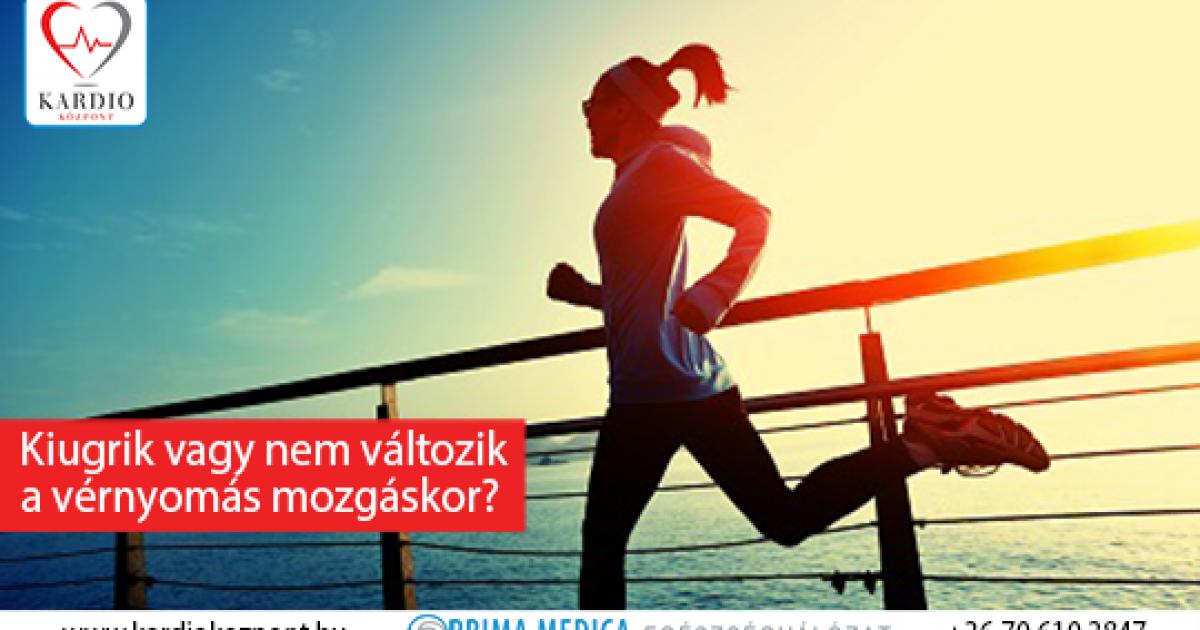 hasznos-e hipertóniával futni iszkémiás szívbetegség magas vérnyomás