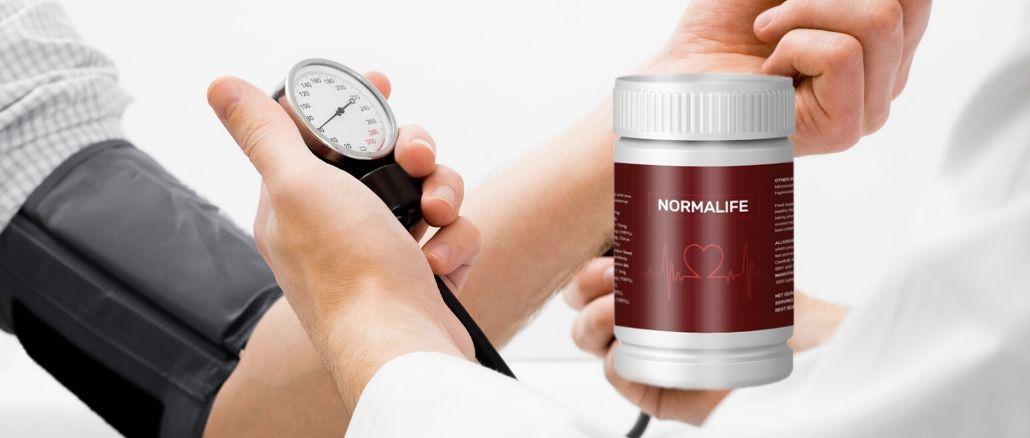 Normolife a nyomás: gyógyszer magas vérnyomás Normalife - Sérülések -