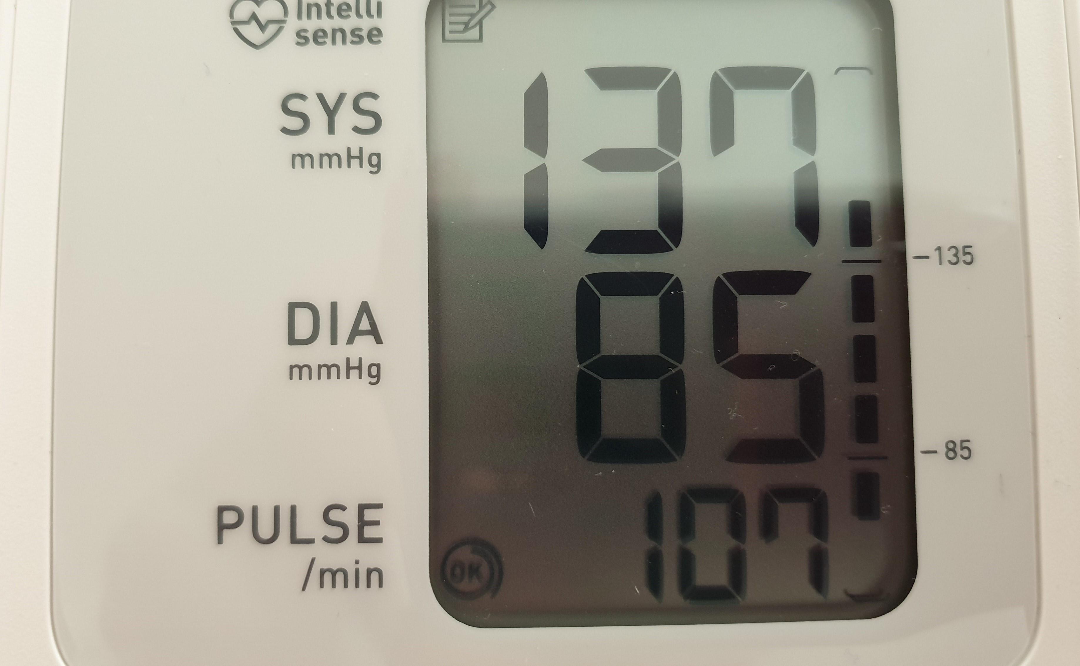 magas vérnyomás, alacsony vérnyomás volt)