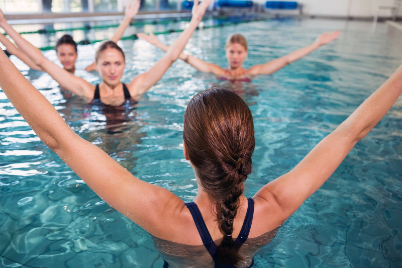 hogyan hasznos az úszás magas vérnyomás esetén)