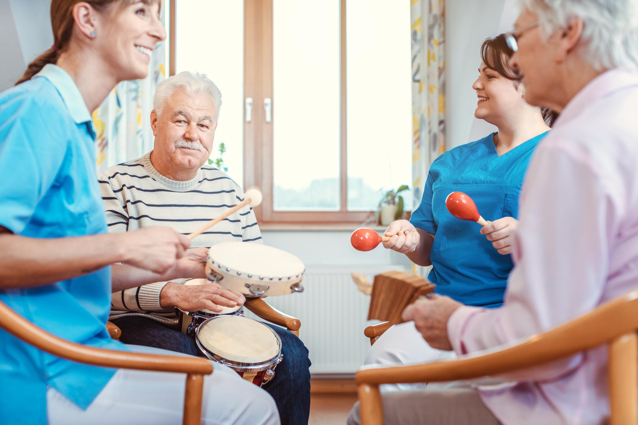zeneterápia magas vérnyomás esetén