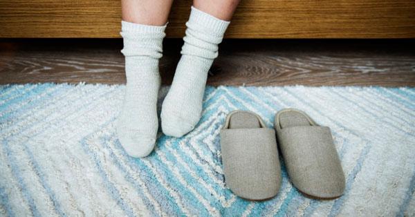 a lábak hidegek a magas vérnyomásban)
