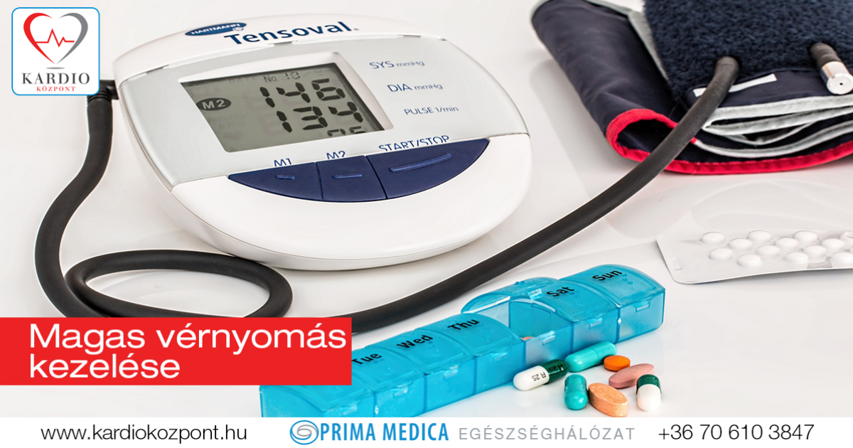 gyógyszercsoportok a magas vérnyomás kezelésében