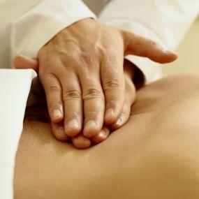 Akupresszúrás kezelés