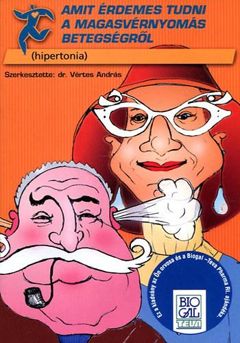 Könyv: Magas vérnyomás (Dr. Barna István)