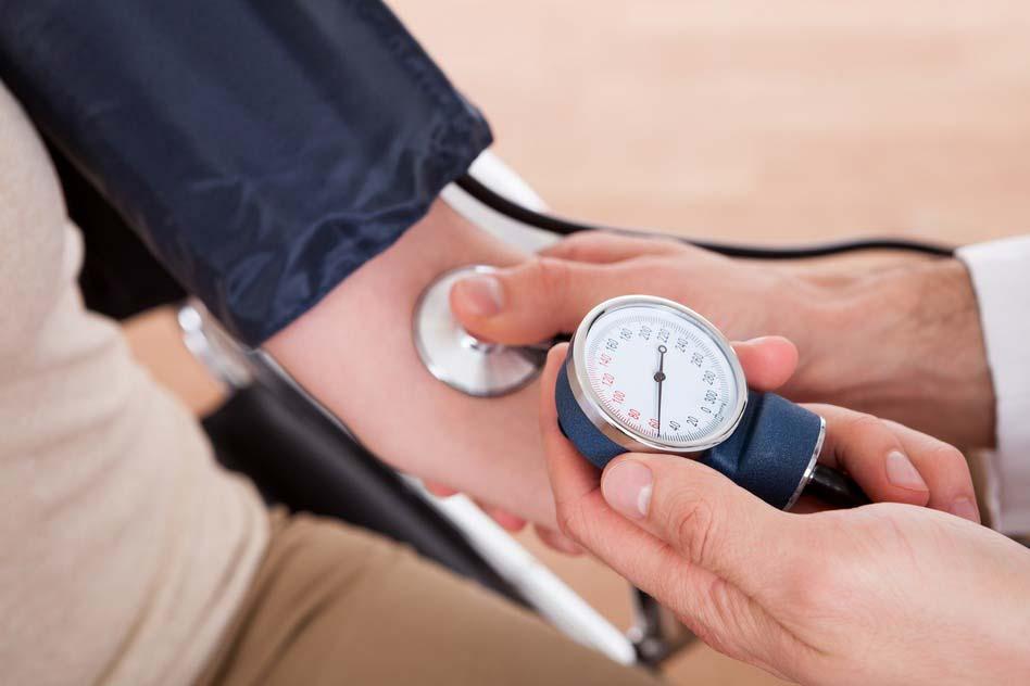 kaszálja a magas vérnyomást