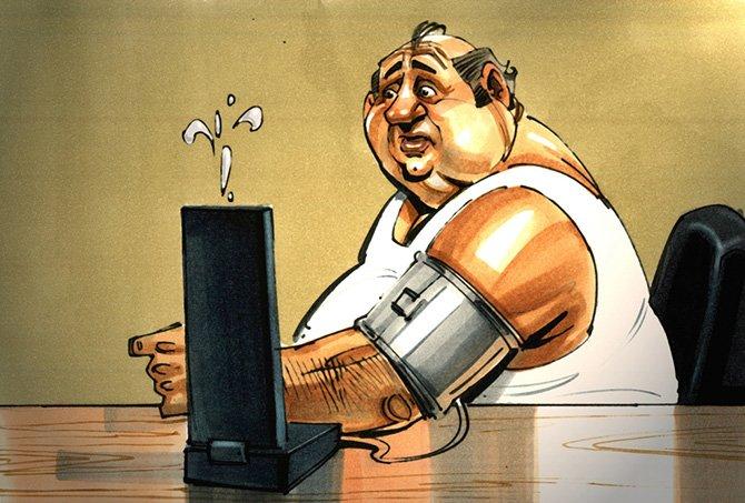 Vékony vagyok és magas vérnyomásom van)