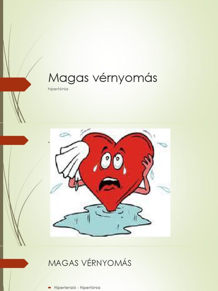 magas vérnyomás monoterápiája