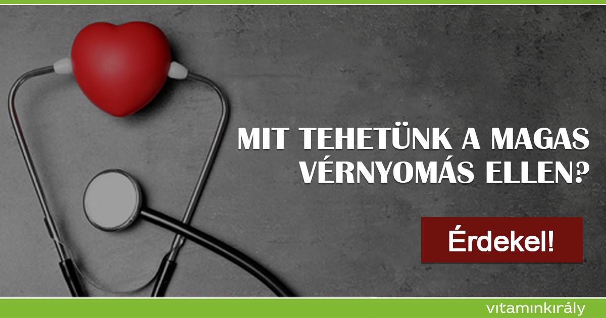 a magas vérnyomás komplex terápiája