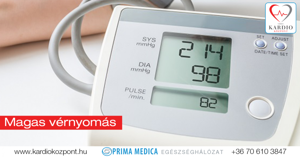 a magas vérnyomás mint betegség
