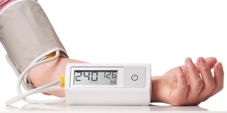 hőmérséklet-emelkedés magas vérnyomás esetén