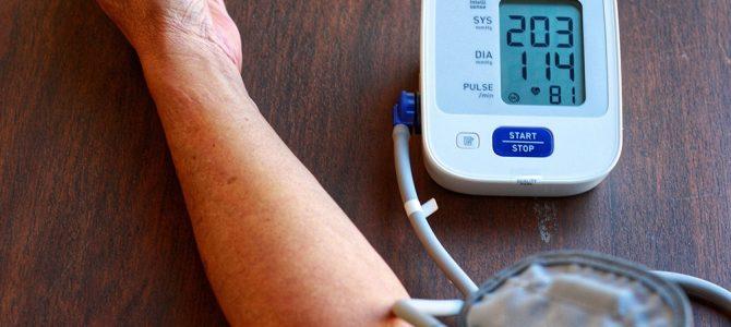 magas vérnyomás és az időjárás változásai)