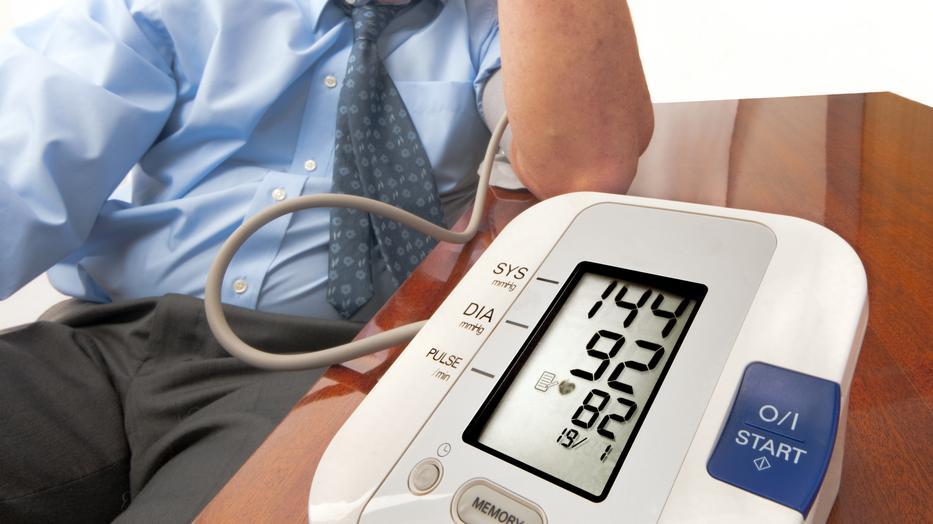 magas vérnyomás és annak mintái
