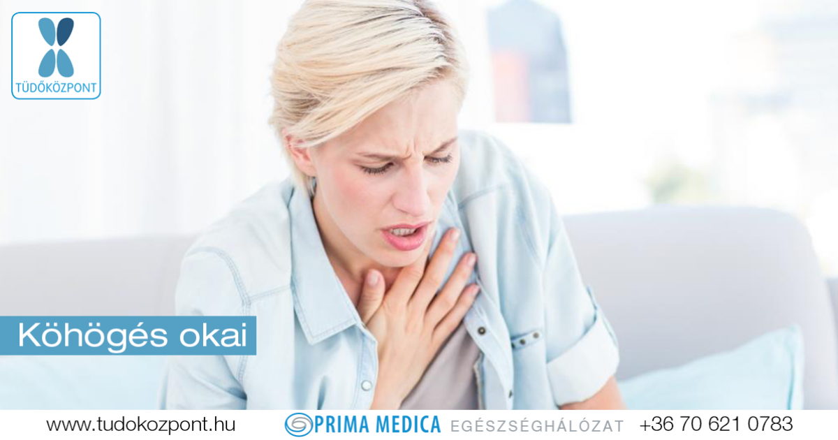 Köhögés kezelése - HáziPatika
