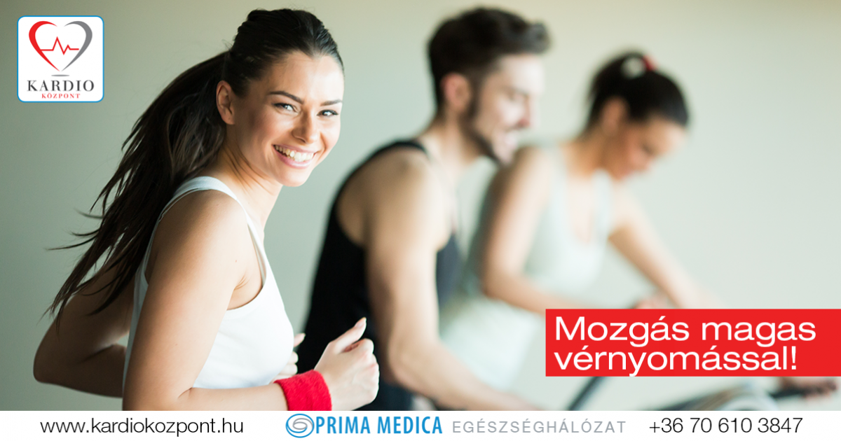 Edzéssel a stressz és magas vérnyomás ellen