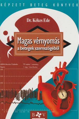 könyvek magas vérnyomás ellen mit ajánlott enni magas vérnyomás esetén