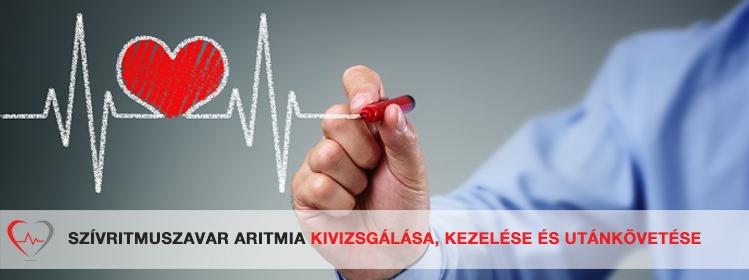 magas vérnyomás aritmia tachycardia